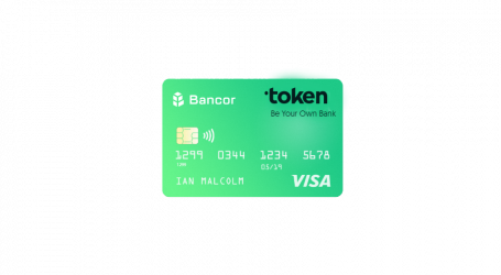 Token creation protocol Bancor partners with TokenCard