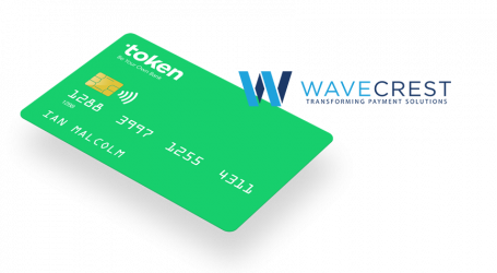 WaveCrest announced as the licensed issuer for TokenCard
