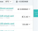 New virtual and plastic Visa cards from Wirex now available