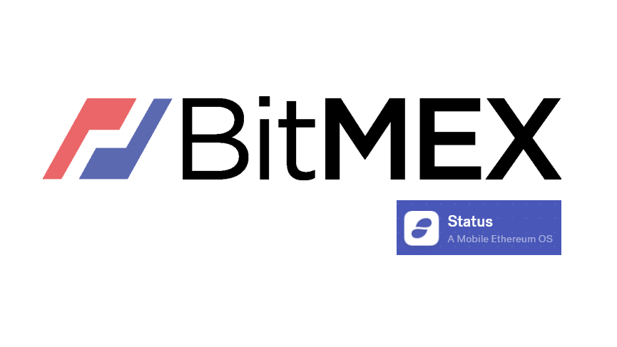 BitMEX launches Status token (SNT) futures ahead of ICO