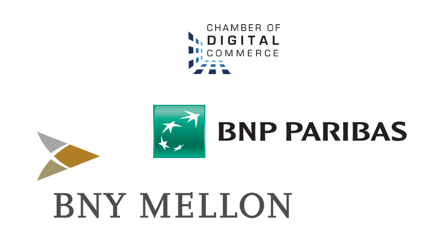 BNP Paribas and BNY Mellon join the Chamber of Digital Commerce