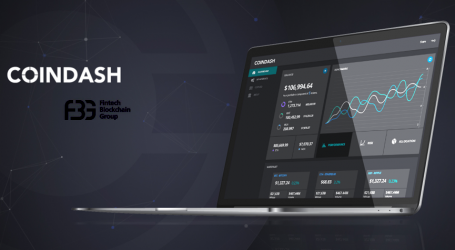 CoinDash receives investment from China's Fintech Blockchain Group