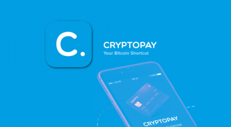 Cryptopay launches its bitcoin wallet service for mobile with new iOS app