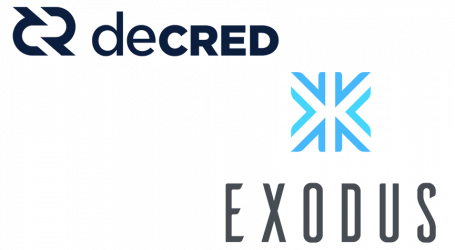 Decred gets integrated on Exodus wallet