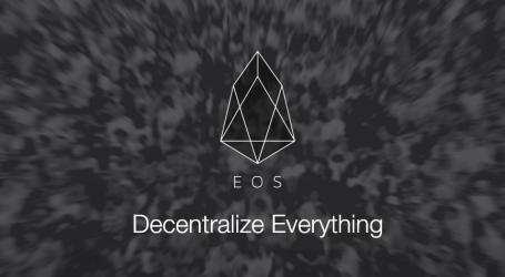 EOS blockchain operating system unveils year-long token distribution