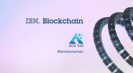 IBM and AOS developing logistics and transportation solution built on IBM Blockchain and Watson IoT