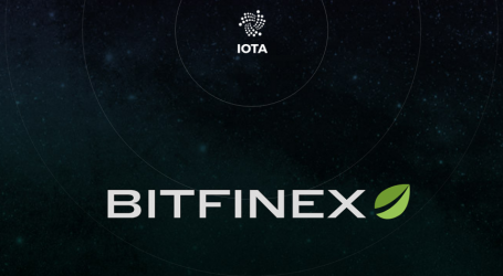 Bitfinex IOTA exchange trading goes live