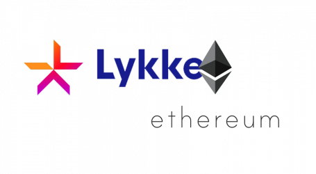Blockchain based exchange Lykke launches Ethereum (ETH) trading