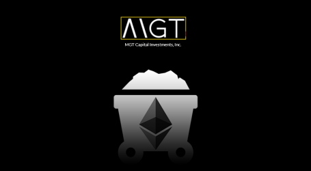 MGT Capital launches pilot program to mine Ethereum