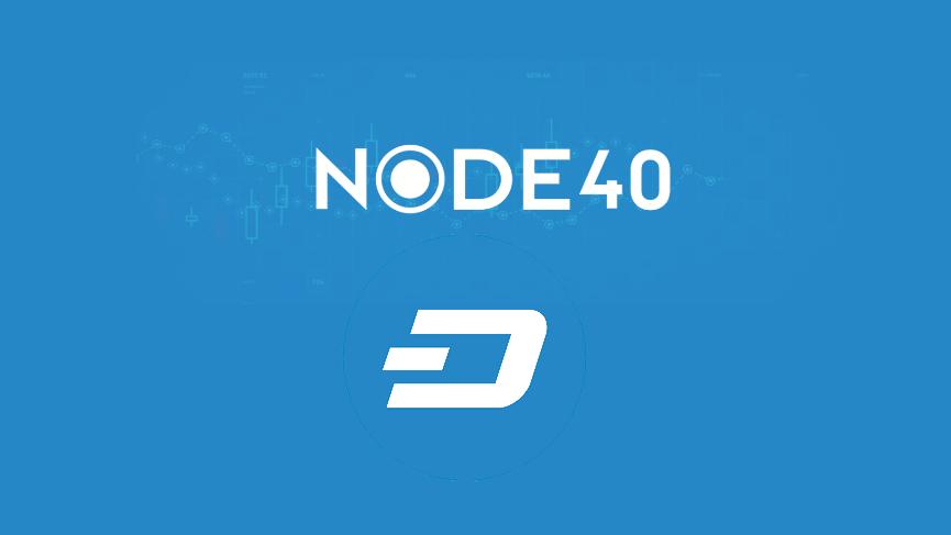 NODE40 Balance now supports Dash PrivateSend