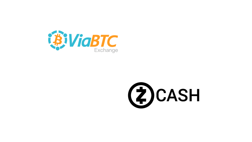 ViaBTC launching Zcash trading against Chinese yuan (ZEC/CNY)