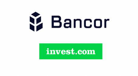Bancor to be foundation for invest.com's first token generation event