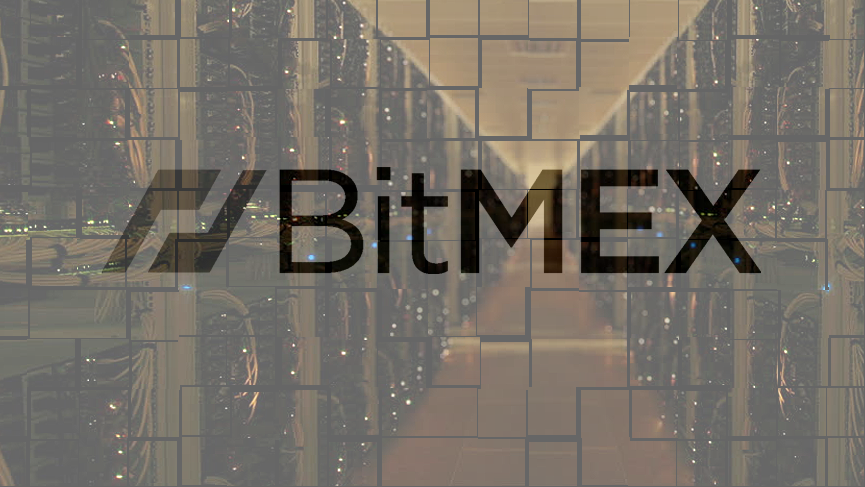 Crypto derivatives platform BitMEX comments on 4-hour