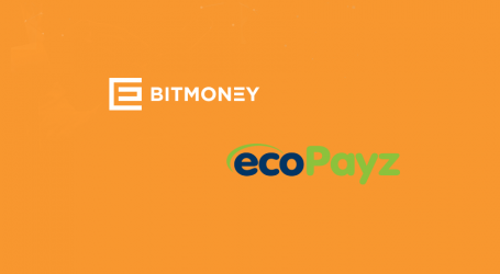 Bitmoney adds ecoPayz as fifth payment option for purchasing bitcoin
