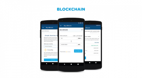 Blockchain.com Android wallet users in Europe can now buy bitcoin