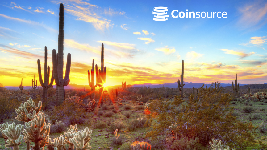 Coinsource installs its first bitcoin ATMs in Arizona