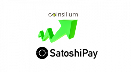 Coinsilium exits investment in SatoshiPay with a 362.6% ROI