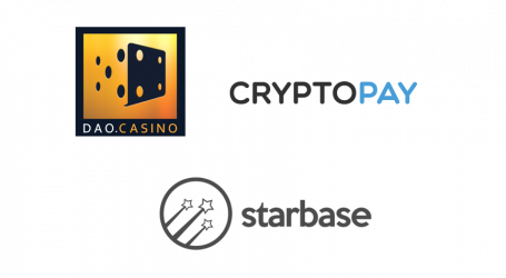 DAO.Casino announces partnership with CryptoPay and Japan's Starbase