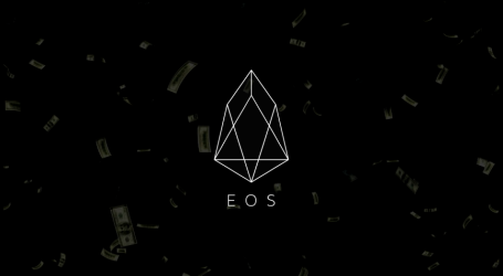 EOS token sale generates over $185 million in first 5 days