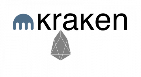 Cryptocurrency exchange Kraken launches EOS trading