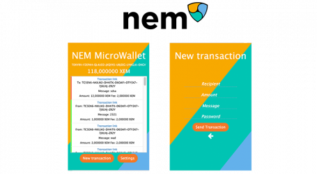 NEM introduces Microwallet for Google Chrome