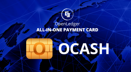 OpenLedger announces crowdsale for its all-In-one payments card OCASH