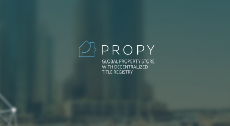 Propy launching decentralized global property store for the real estate industry