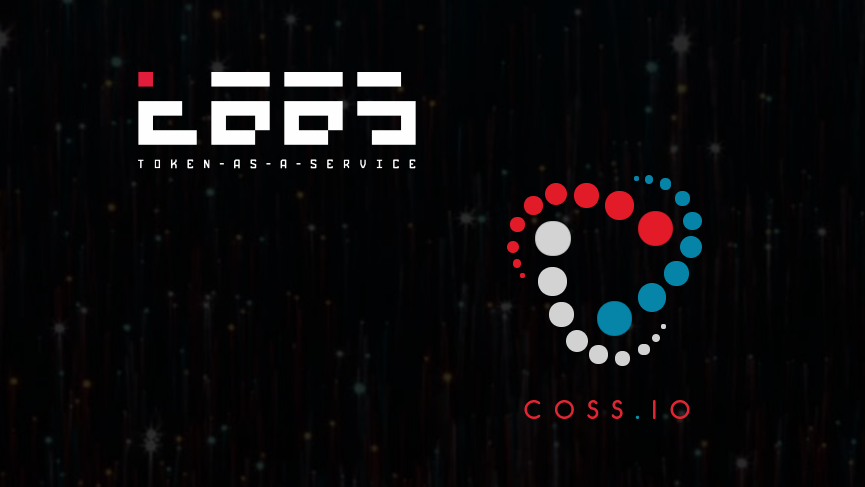Blockchain fund TaaS makes advisory partnership with full service crypto platform COSS