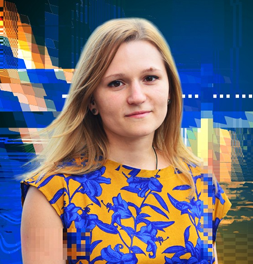Maria Borovikova joins Waves from a background in banking and finance, representing a wealth of experience.