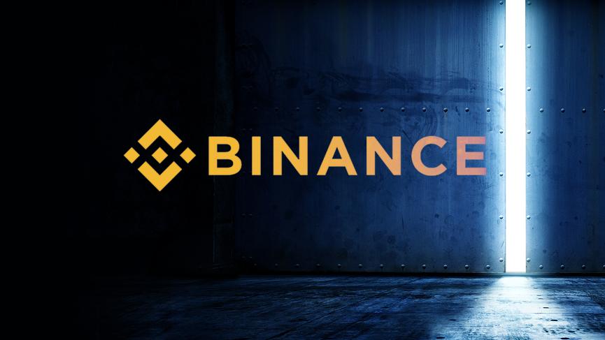 Binance Cryptocurrency Exchange Platform