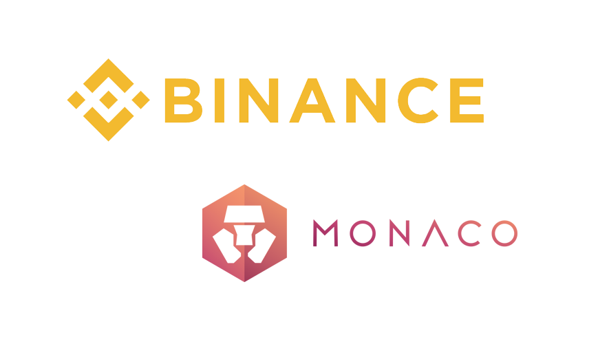 Monaco (MCO) cryptocurrency card added to China exchange Binance