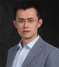 Mr. Zhao is founder and CEO of Binance