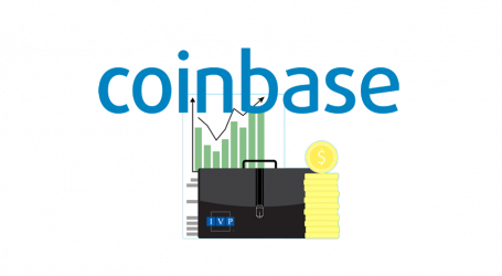 Coinbase raises $100 million in Series D led by IVP