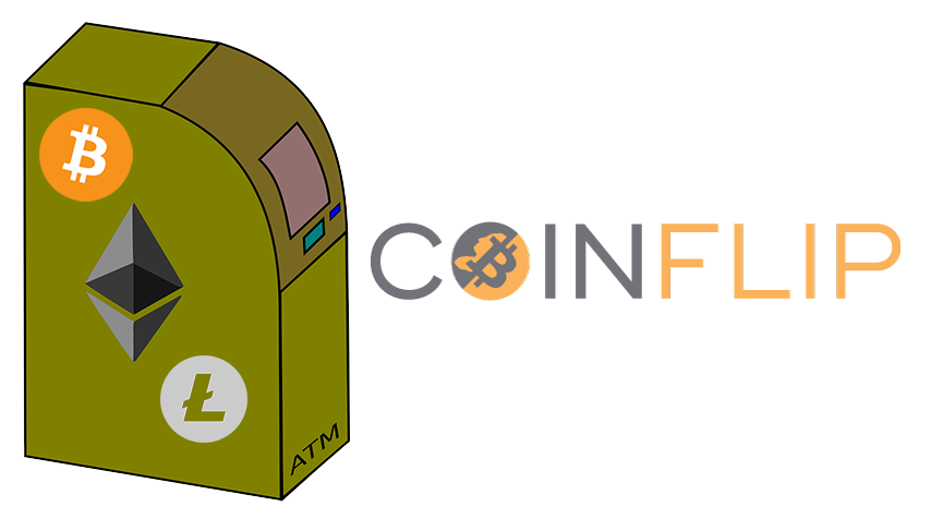 CoinFlip Bitcoin ATMs add Ether and Litecoin capabilities