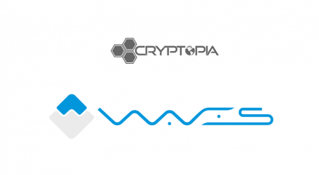 Cryptopia no longer accepting Waves token listings due to network split