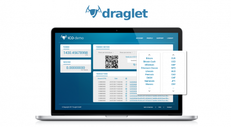 draglet launches all-inclusive solution for setting up ICO