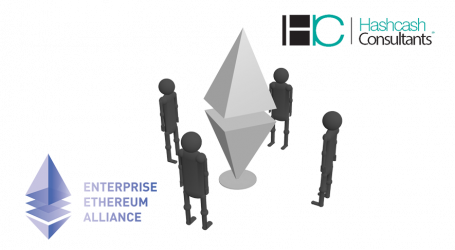 Blockchain consultancy firm HashCash joins Enterprise Ethereum Alliance