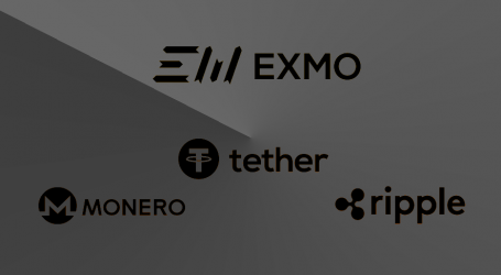 EXMO cryptocurrency exchange adds Ripple, Monero, and Tether