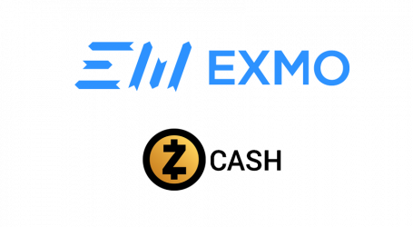Cryptocurrency exchange EXMO now supports Zcash