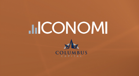 ICONOMI announces Columbus Capital as its first blockchain asset manager