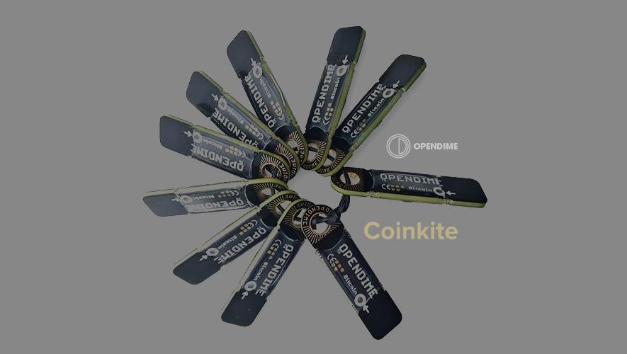 Opendime V3.0 Bitcoin USB Bearer bond stick Same Day Shipping NEW single