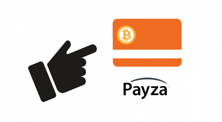 Payza enables instant loading of bitcoin to prepaid Mastercard