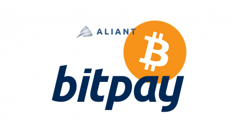 Aliant partners with BitPay for bitcoin merchant payments