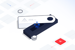 Ledger Nano S now directly compatible with the ARK desktop wallet