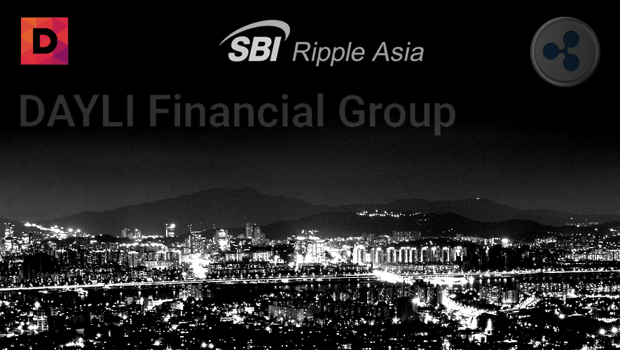 XRP goes to South Korea with Dayli Financial Group and SBI Ripple partnership