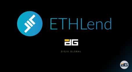 DGX token to be the first fixed asset on ETHLend app