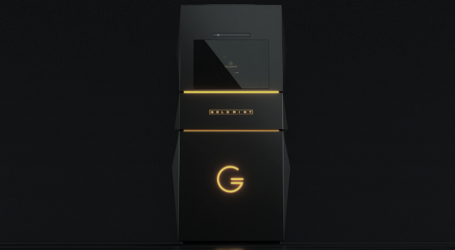 "GoldMint Custody Bot: The blockchain powered ""smart contract"" gold machine"