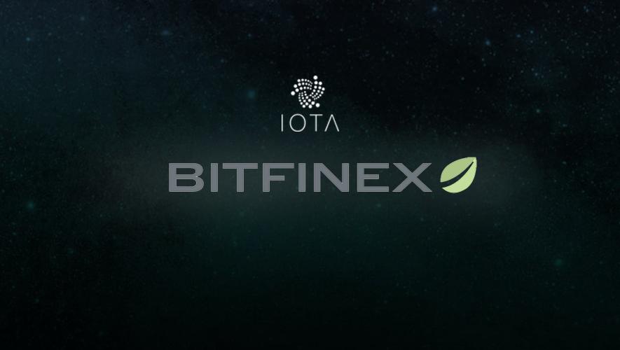 IOTA Bitfinex