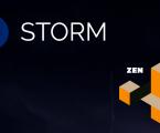 StormX establishes strategic partnership with ZenCash