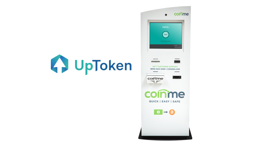 Inventor of token sale helps launch new one to grow Coinme bitcoin ATM network